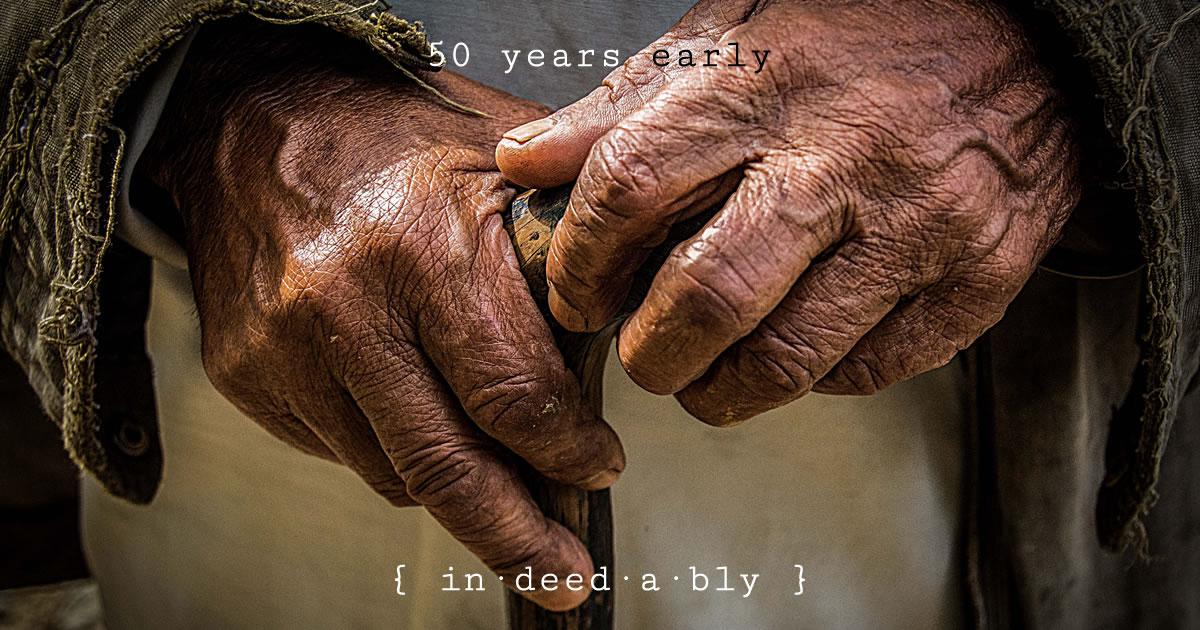 50 years early. Image credit: Sharada Prasad CS.