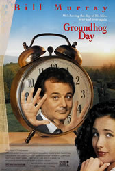 Groundhog Day. Image credit: IMDB.