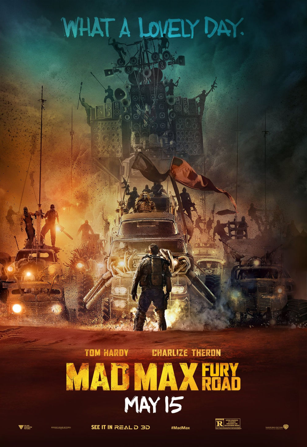 Mad Max. Image credit: Mad Max Wikia.