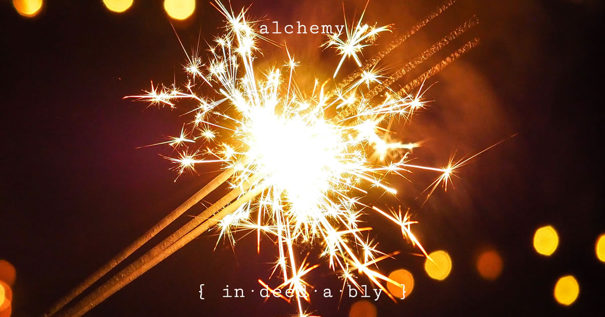 Alchemy. Image credit: energepic.com.