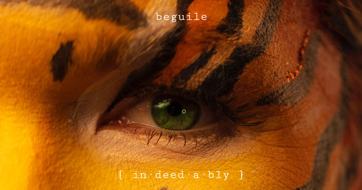 Beguile. Image credit: Alexander Jawfox.
