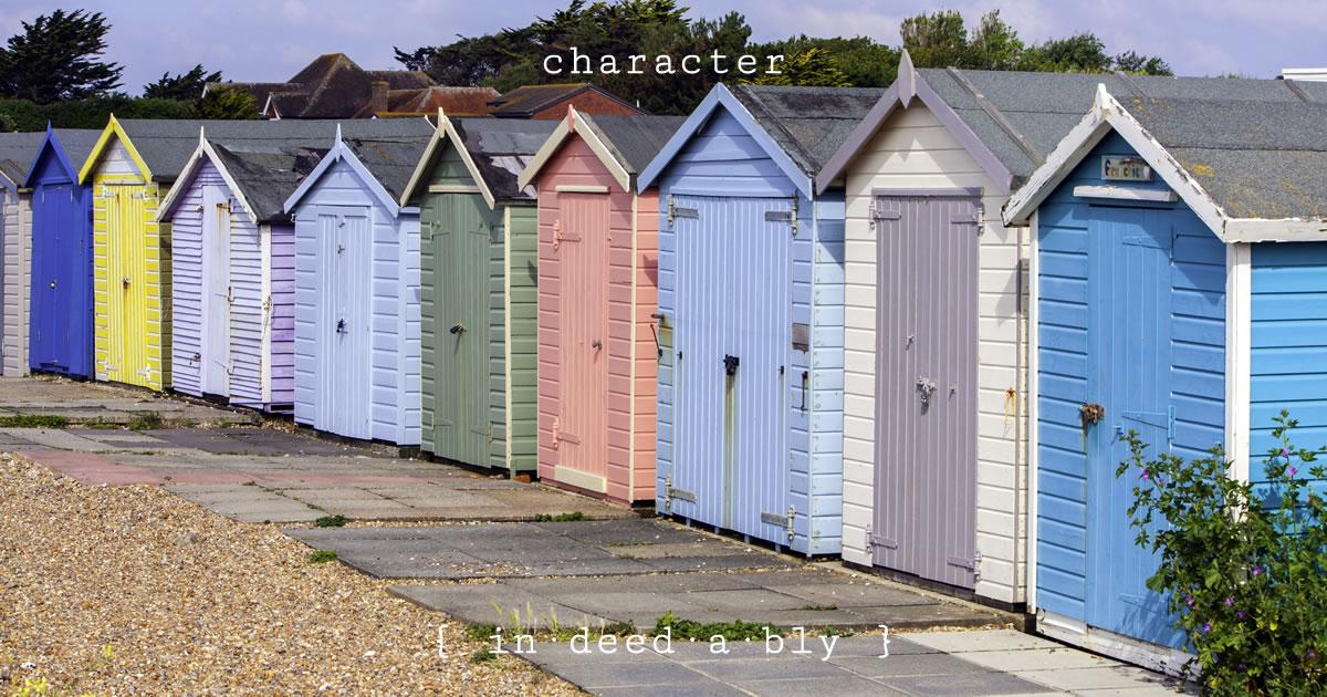 Character. Image credit: Kaz.
