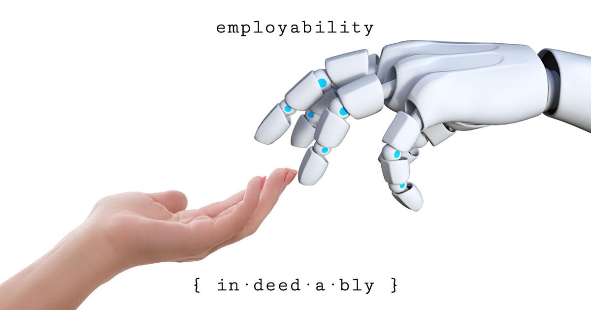 Employability. Image credit: TheDigitalArtist.