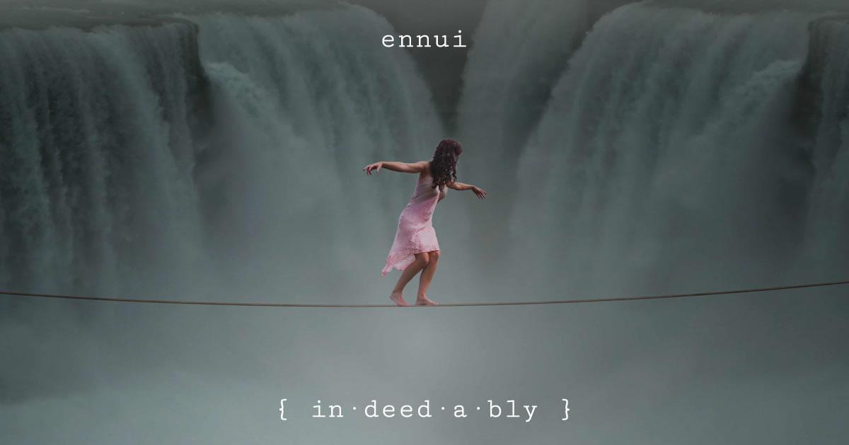 Ennui. Image credit: Dieterich01.