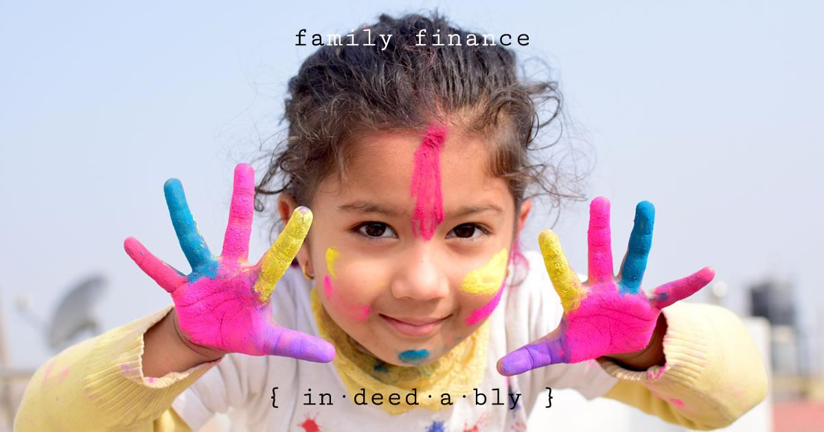 Family finance. Image credit: yohoprashant.