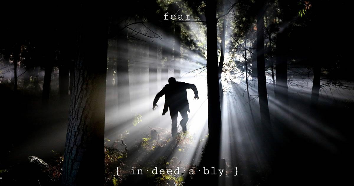 Fear. Image credit: maraisea.