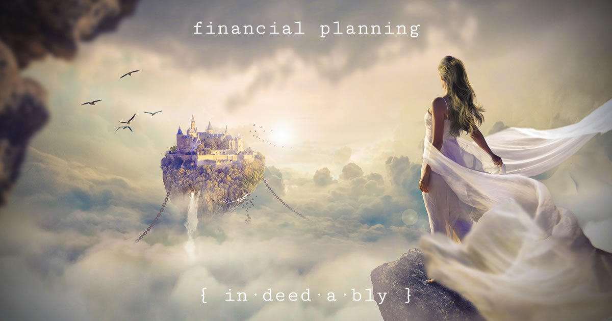 Financial planning. Image credit: peter_pyw.