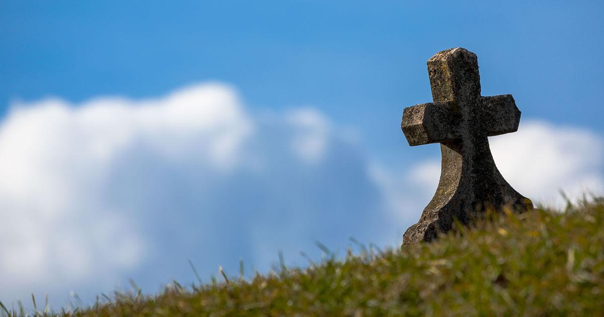 Grave. Image credit: artbejo