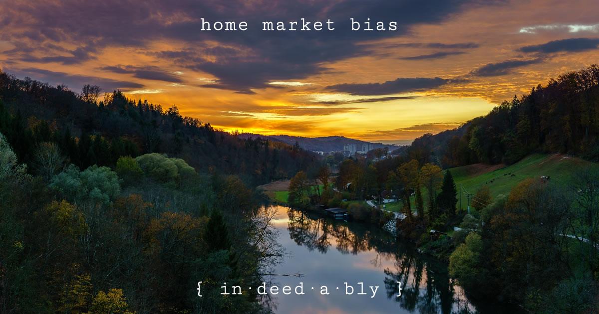 Home market bias. Image credit: stefannyffenegger.