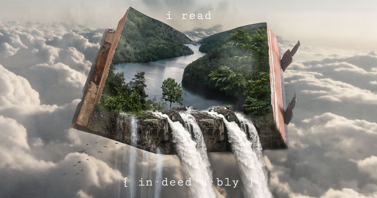 I read. Image credit: thommas68.