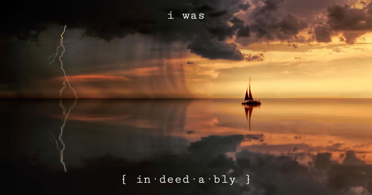 I was. Image credit: Johannes Plenio.