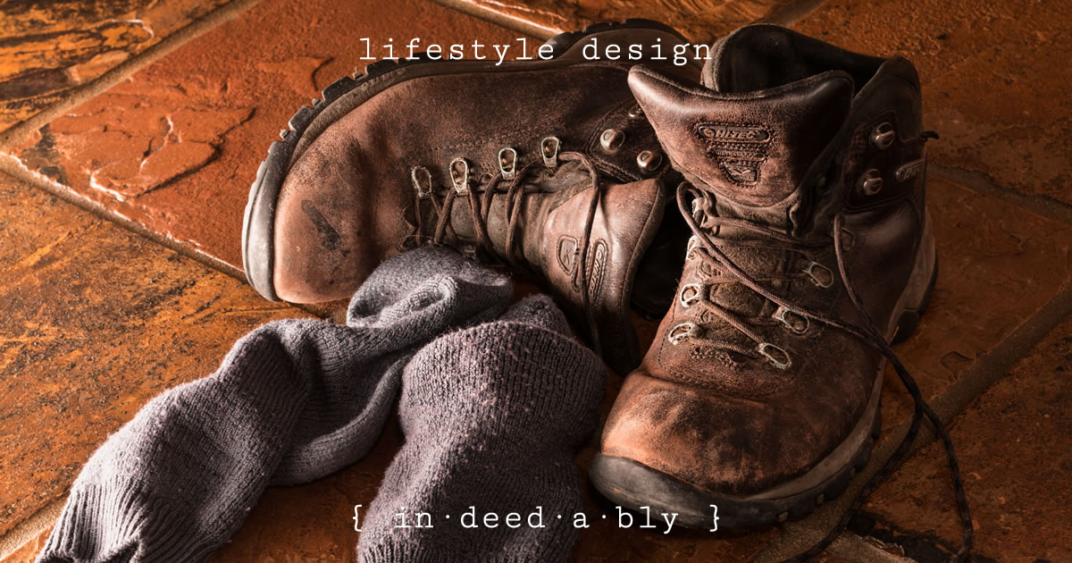 Lifestyle design. Image credit: stevepb.