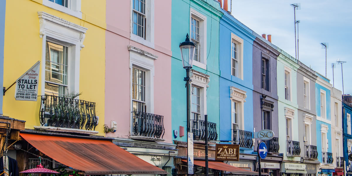 Notting hill. Image credit: Medienservice.