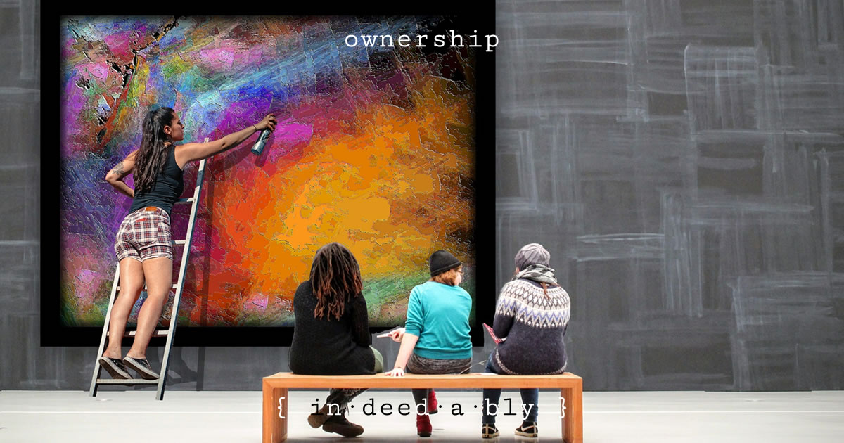 Ownership. Image credit: Alexas_Fotos.