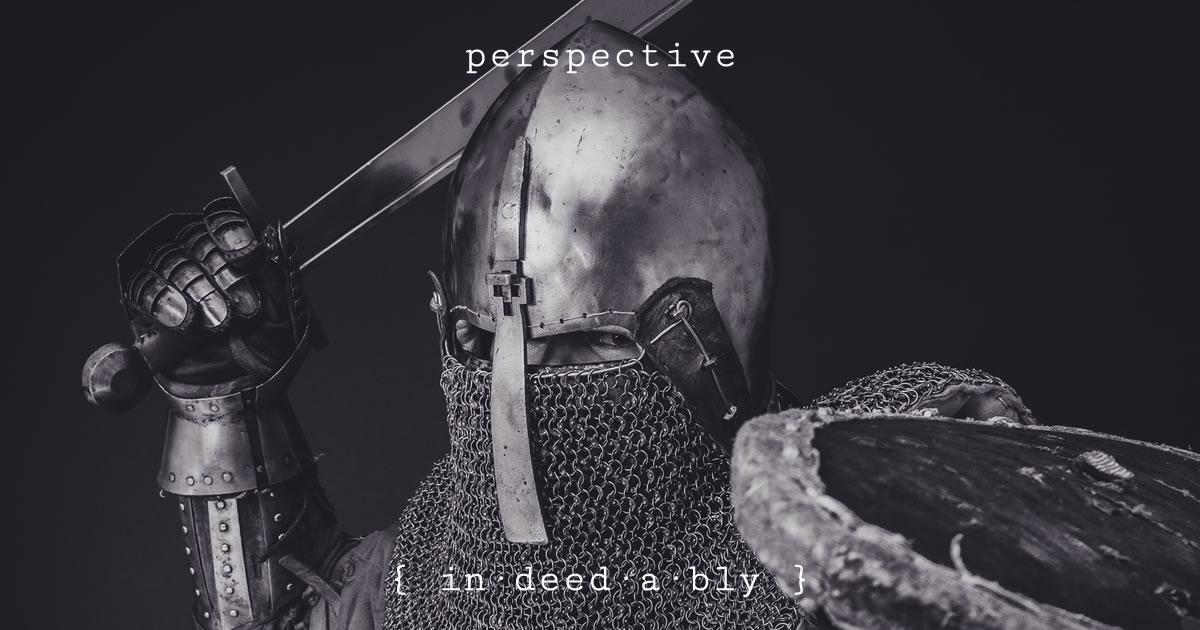 Perspective. Image credit: Henry Hustava.