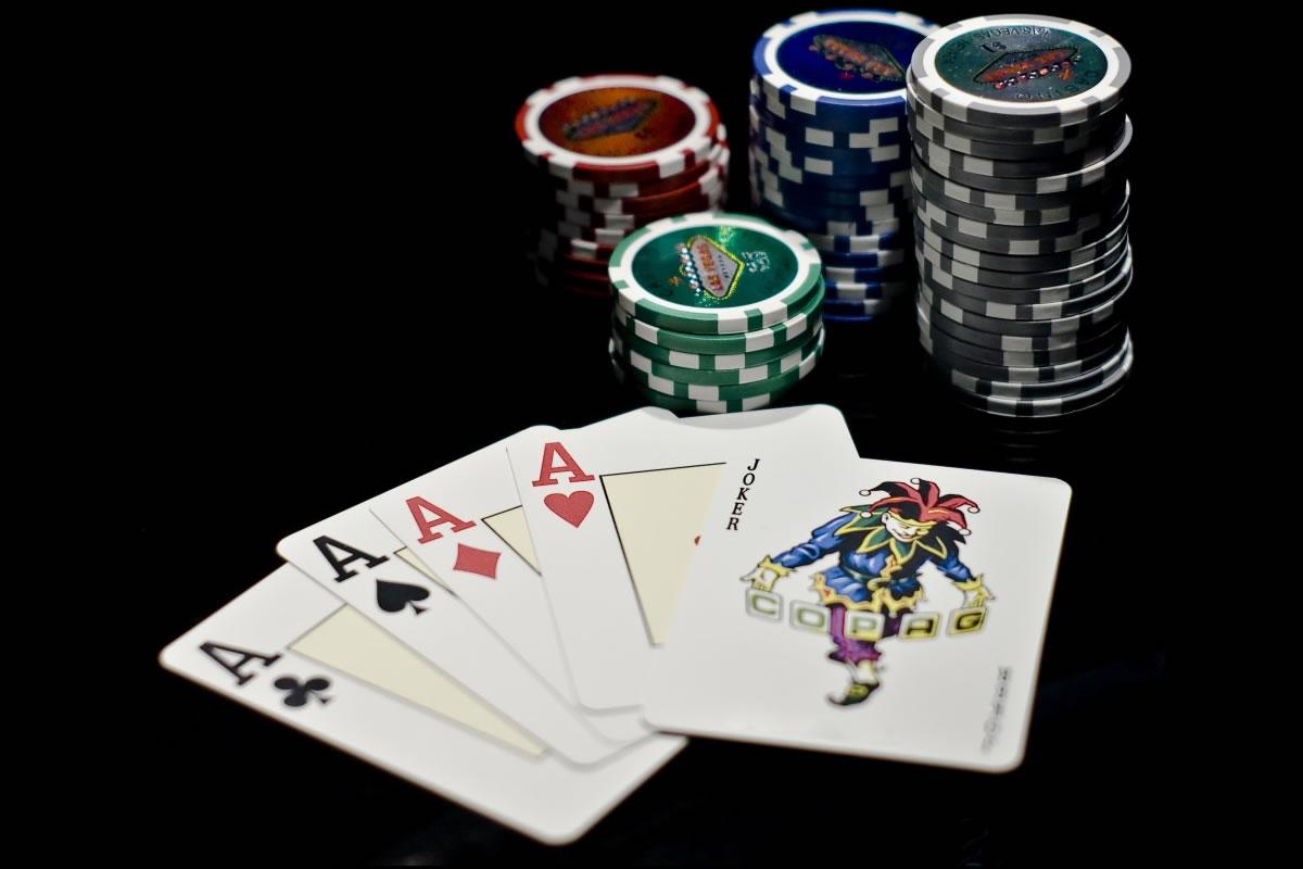 Poker. Image credit: PXhere.