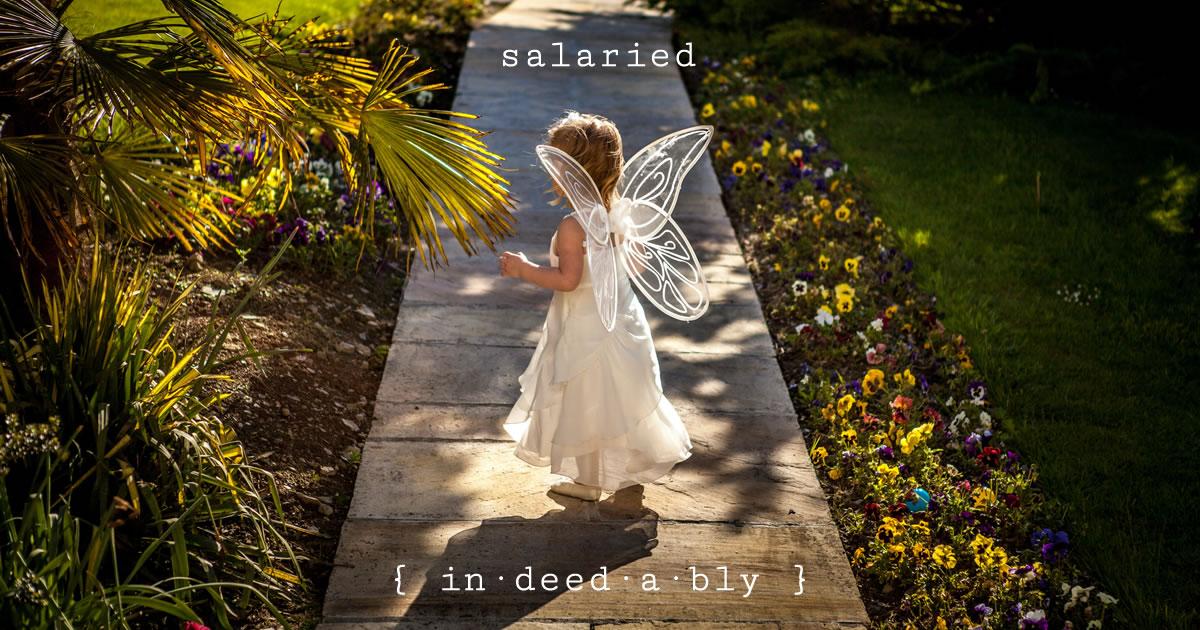 Salaried. Image credit: Daniel Kempe.