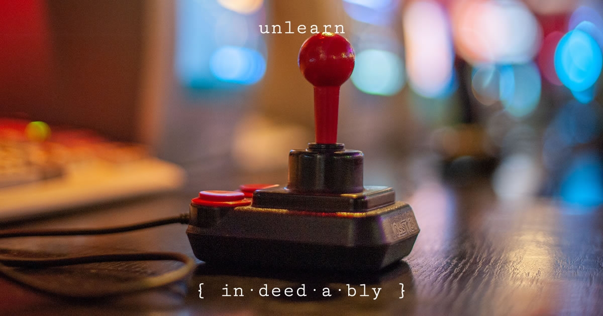 Unlearn. Image credit: Andrzej Rembowski.