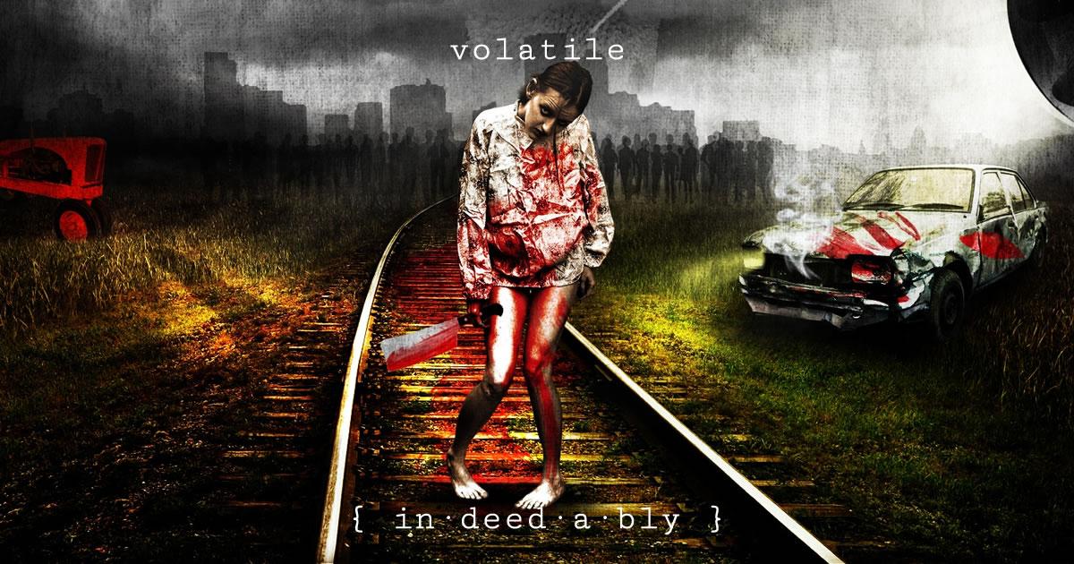 Volatile. Image credit: 024-657-834.